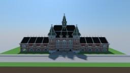 Train Station Lübeck Germany Minecraft Map & Project