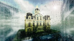 Neo-Baroque Style City Hall Minecraft Map & Project