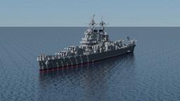 Cleveland-class Cruiser Minecraft Map & Project