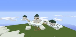 cloud house!! Minecraft Project