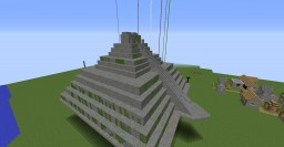 Ancient Mayan style Temple Ruins Minecraft Map & Project