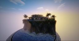 Circular Modern House Minecraft