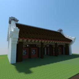 Chinese Build Minecraft Project