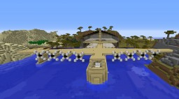The Spruce Goose Minecraft Map & Project