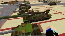 2B1 Oka and 2A3 Kondensator - Soviet Union Minecraft Project