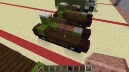 T1 - America Minecraft Project