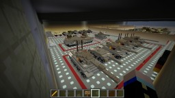 In side my tank museum (So far) Minecraft Map & Project