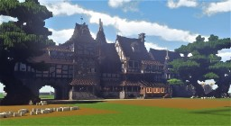 A Medieval Estate Minecraft