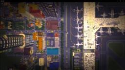 Kensington City Minecraft Map & Project