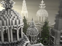 [IMAGINE] Modern Build Minecraft Project