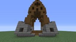 Small platform Minecraft Project