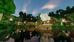 Tempus Realms | Towny | McMMO | Custom Items | Custom World Minecraft
