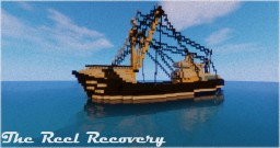 The Reel Recovery Minecraft