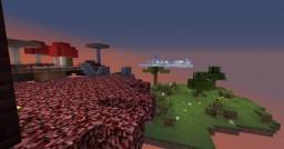 Skywars/Skyblock/Skygrid Spawn Minecraft Map & Project