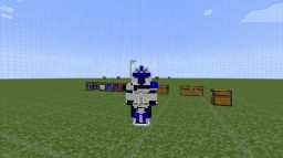 Armourers workshop clone trooper armours pack Minecraft Mod