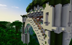 The Sanctuary of Admys Minecraft Map & Project
