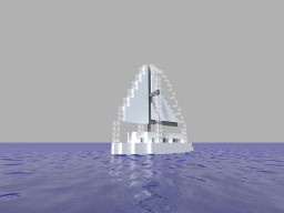 Small Sailboat Minecraft Map & Project
