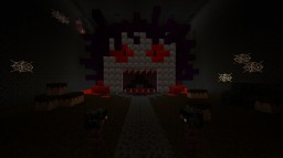 WHITE NIGHTMARE 3: HEART OF CORRUPTION Minecraft Map & Project