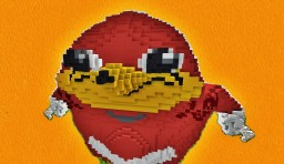 Ugandan Knuckles! Do u know da wae? Minecraft