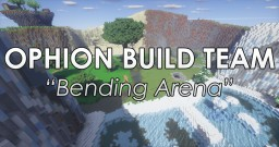 Avatar Survival: Bending Arena Minecraft Map & Project