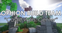 Castle Wars: Center Minecraft Map & Project