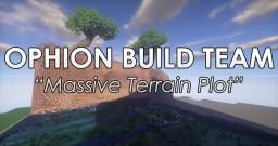 Massive Terrain Plot Minecraft Map & Project