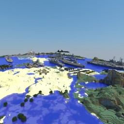 Military Base (Updatet) Download Cut off (Temporary) TECHNICAL PROBLEMS! Available soon again. Minecraft Map & Project