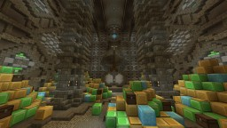 Dwarven Vault Minecraft Map & Project