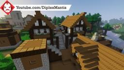 Minecraft Village Transformation - Apartment buildings Minecraft Project