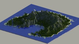 Jungle Island Minecraft Map & Project