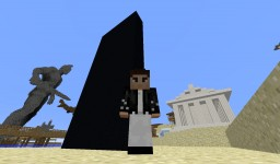 The Monolith from 2001: A Space Odyssey Minecraft Map & Project