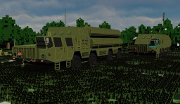 Air defense C 300 Favourite and MOBD/ПВО С 300 Фаворит и МОБД Minecraft Map & Project