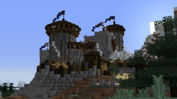 World of Crows - Medieval Kingdom Minecraft Project