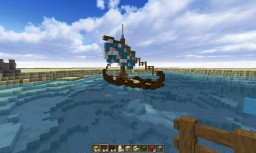 Desert Ship Minecraft Project