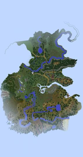 Starting expansion northward