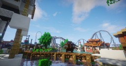 Hyperion Parks - Disneyland Paris, Alton Towers, Games, Creative - New: THORPE PARK Minecraft Server