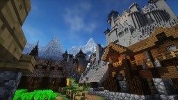 Castle Kadahaar Minecraft