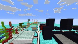 The TNT Games Minigame Park Minecraft Project