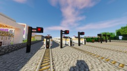 Project: TrainWorld [ABANDONED] Minecraft Map & Project