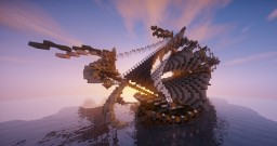 AlaricusBuilds | Devil's Doom Ship + Download Minecraft Map & Project