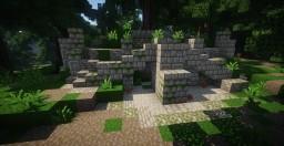 Roadside Ruins (skyrim TES) Minecraft Project