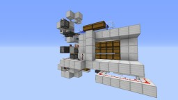 Mini Nexus Storage system Minecraft Map & Project