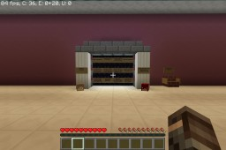 Team Battle Arena With Classes Minecraft Project