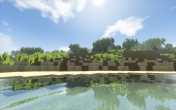 Possibly my best? Minecraft Map & Project