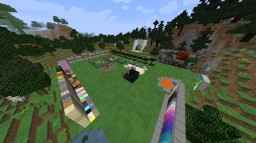 Texture Pack Testing World Minecraft Project