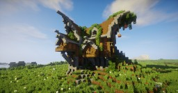 AlaricusBuilds | Steam Punk House + Download Minecraft Map & Project
