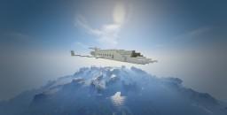 Learjet - 45 Minecraft Map & Project