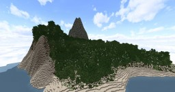 Tropical Island Survival Minecraft Project