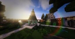 Freebuild/Spawn [Map Download] Minecraft Map & Project