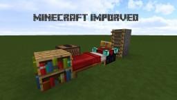 Minecraft improved 1.7-1.9 Minecraft Texture Pack